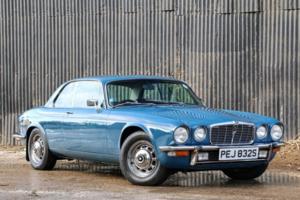 1977 JAGUAR XJC V12 5.3 COUPE