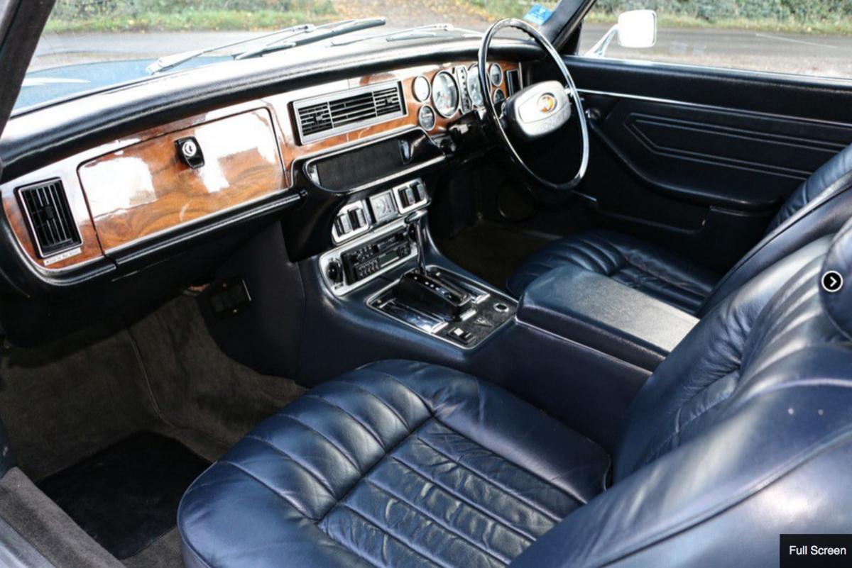 1977 JAGUAR XJC V12 5.3 COUPE For Sale (picture 2 of 6)