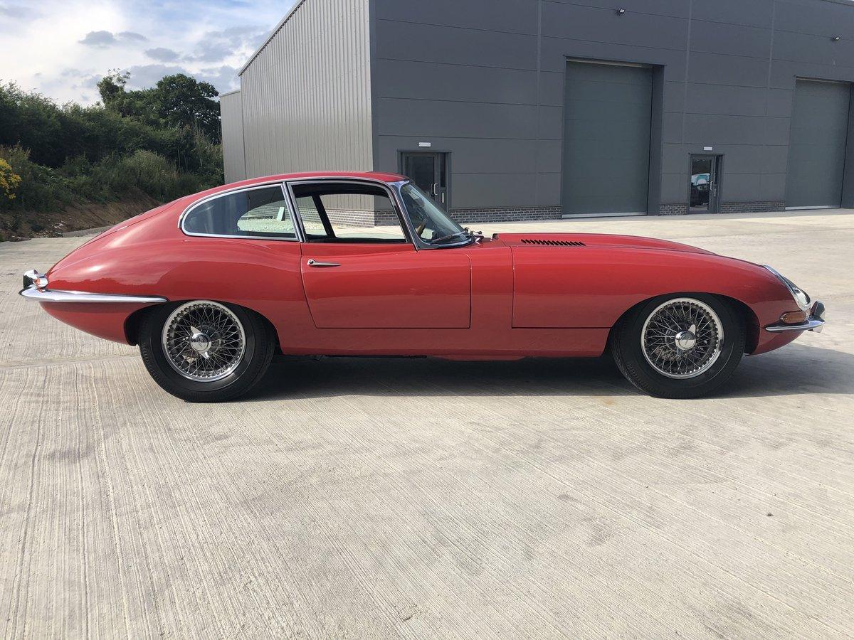 1964 Jaguar E-Type S1 3.8 FHC - RHD For Sale (picture 1 of 5)