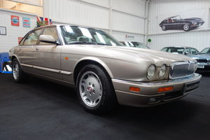 1997 Jaguar XJ6 4.0 Sport Immaculate and just 36'000 miles