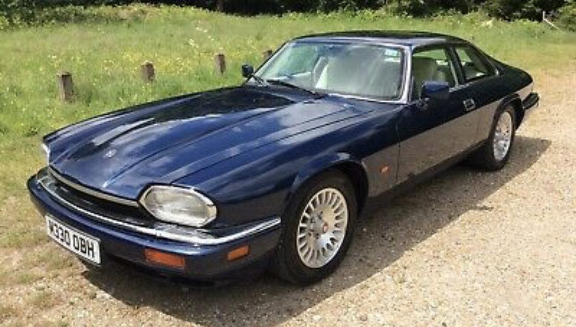1994 Jaguar XJS 4.0 AJ16 coupe auto SOLD (picture 2 of 6)
