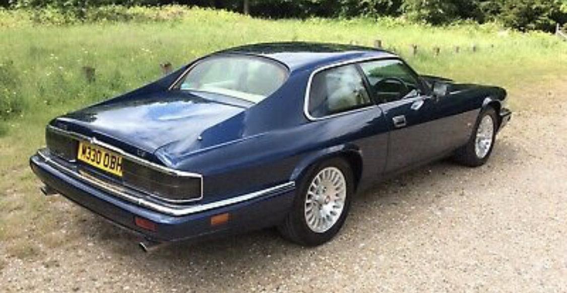 1994 Jaguar XJS 4.0 AJ16 coupe auto SOLD (picture 3 of 6)