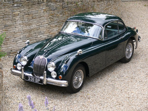 Jaguar XK150 FHC, Original UK, RHD, PAS, 1958