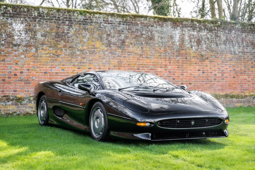 1995 Jaguar XJ220  For Sale (picture 2 of 6)