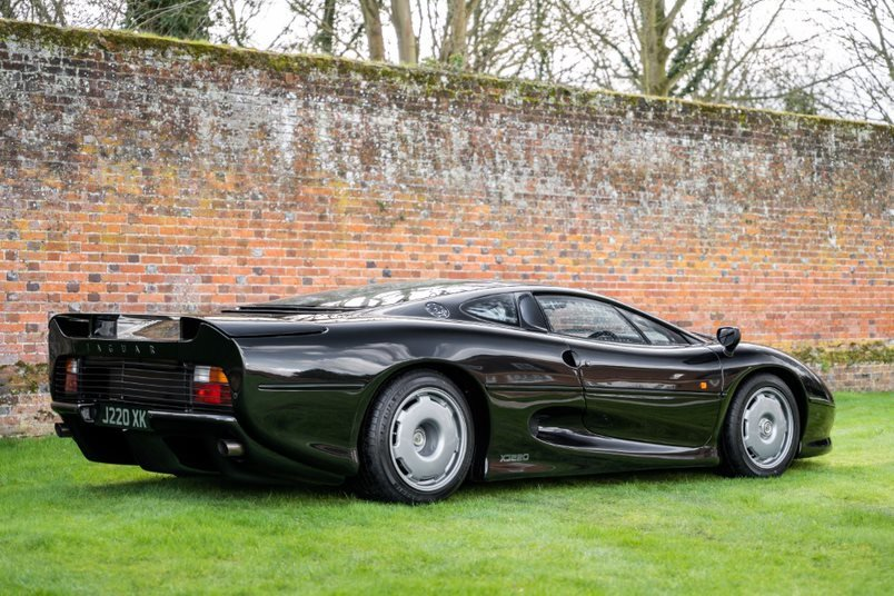 1995 Jaguar XJ220  For Sale (picture 3 of 6)