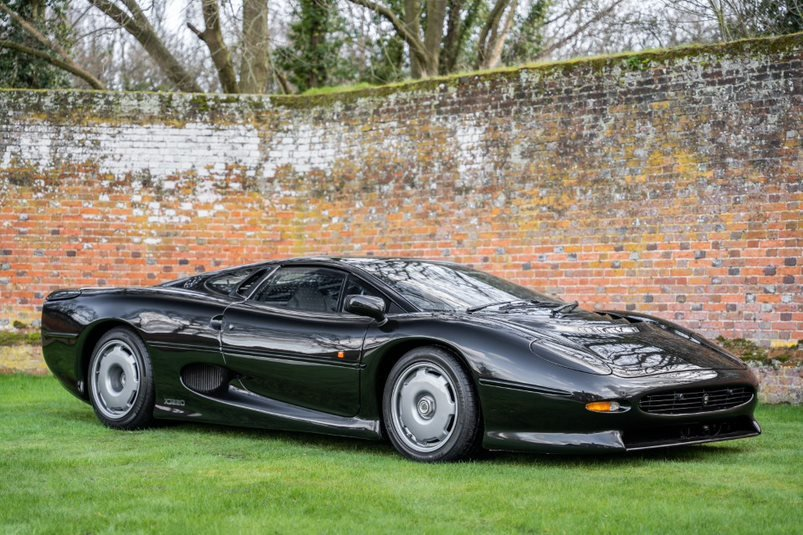1995 Jaguar XJ220  For Sale (picture 4 of 6)