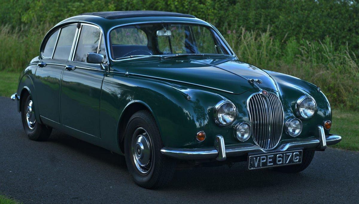 1968 Jaguar 240 2.4 For Sale | Car And Classic