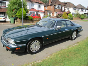 1996 JAGUAR XJS CELEBRATION COUPE 4 LTR     LOW MILEAGE