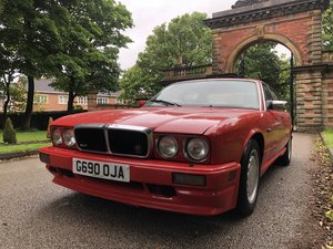 1990 XJR TWR