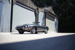 1969 Jaguar E-type Driving Experience