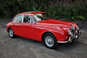 Jaguar MkII 3.8 Manual - Fully Restored -Mk2 Coombs Vicarage