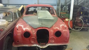 JAGUAR 34 MK2 RESTORATION PROJECT