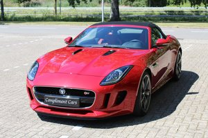 Picture of 2013 Jaguar F-TYPE  5.0 V8  € 69.500,-- For Sale