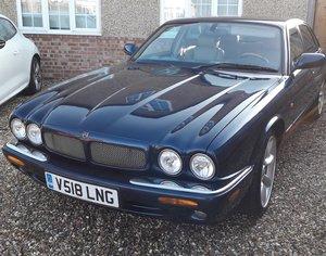 1999 Jaguar XJR - Left Hand Drive For Sale