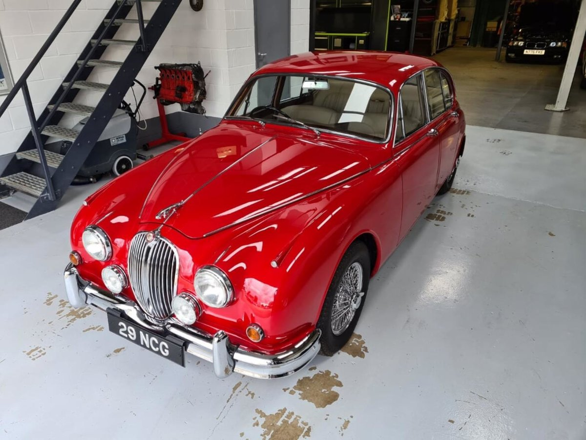 1961 Jaguar MK 2 3.8 For Sale (picture 1 of 6)