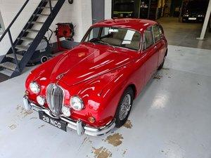 1961 Jaguar MK 2 3.8