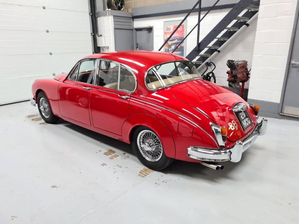 1961 Jaguar MK 2 3.8 For Sale (picture 2 of 6)