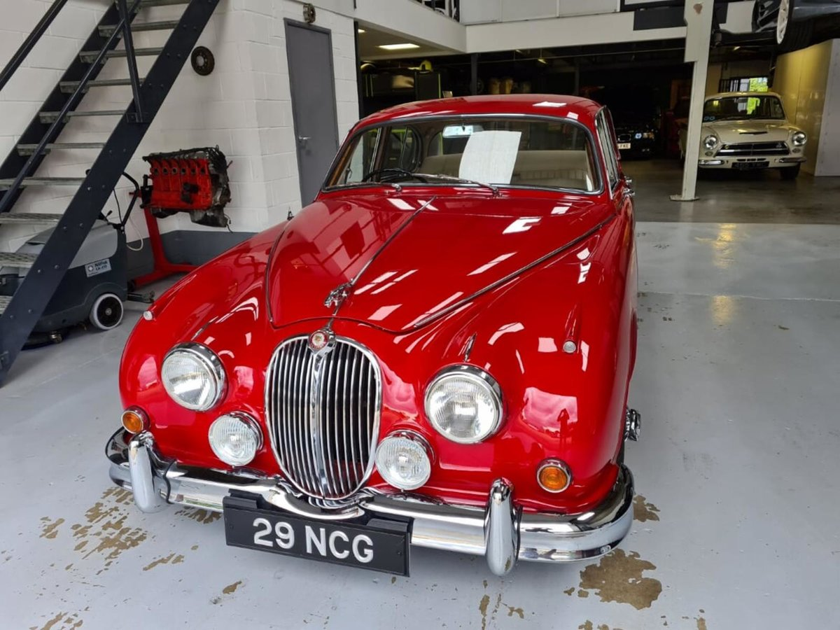 1961 Jaguar MK 2 3.8 For Sale (picture 3 of 6)