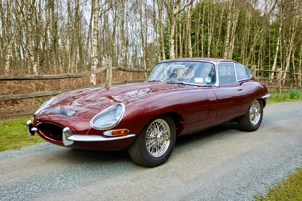 1964 Original RHD 3.8 E-Type Series 1 Matching Numbers SOLD (picture 2 of 6)