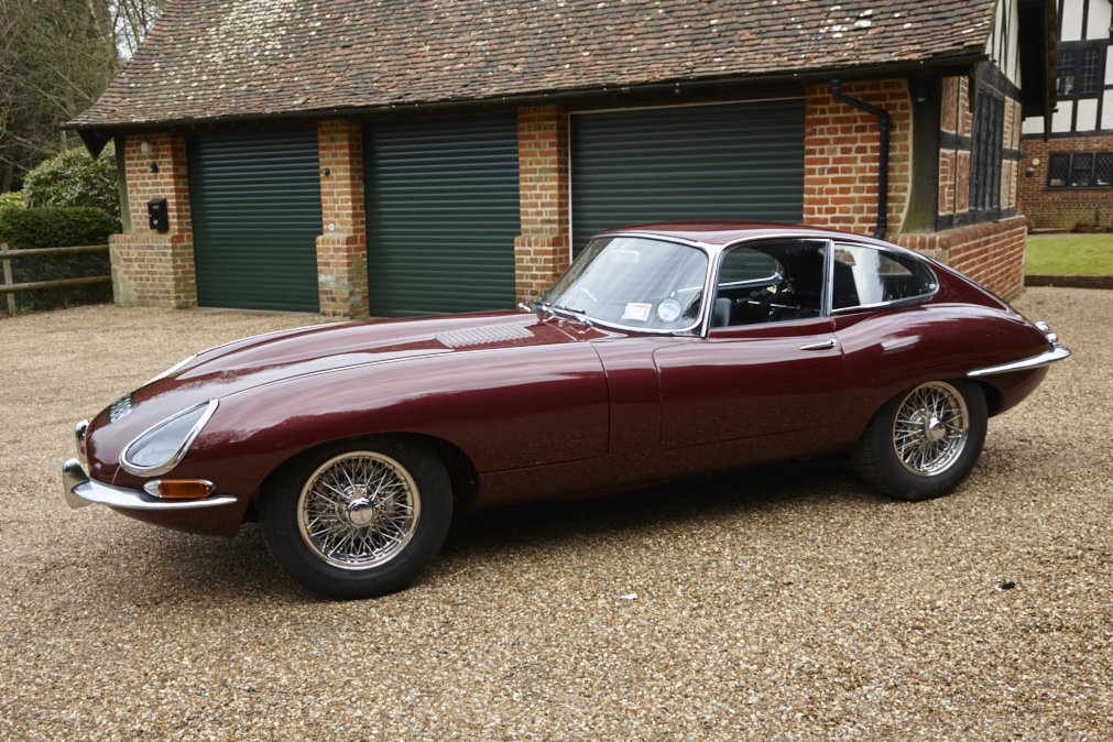 1964 Original RHD 3.8 E-Type Series 1 Matching Numbers SOLD (picture 4 of 6)