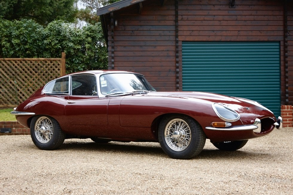 1964 Original RHD 3.8 E-Type Series 1 Matching Numbers SOLD (picture 6 of 6)