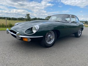 1969 Jaguar E-Type Series 2 Coupe