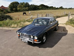 Jaguar XJ6 4.2 Manual Overdrive