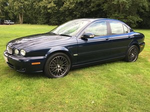 Jaguar X-Type fantastic condition, only 70k miles