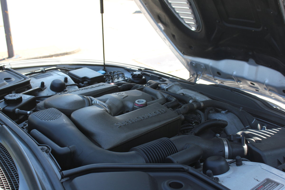 2002 Jaguar XKR Convertible just 51,500 miles and 2 owners   For Sale (picture 6 of 6)
