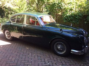 Picture of 1962 IMMACULATE 3.4 MANUAL MARK 2 SAME OWNER 20 YEARS For Sale