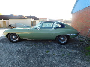 1968 JAGUAR E TYPE SERIES 1.5