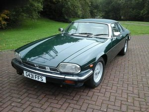 1990 Jaguar XJS HE meticulously maintained and recommisioned