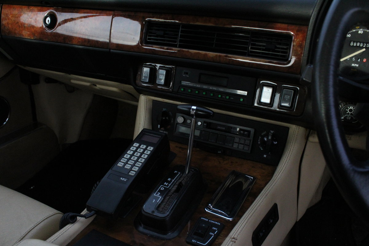 1990 Jaguar XJS HE meticulously maintained and recommisioned For Sale by Auction (picture 6 of 6)