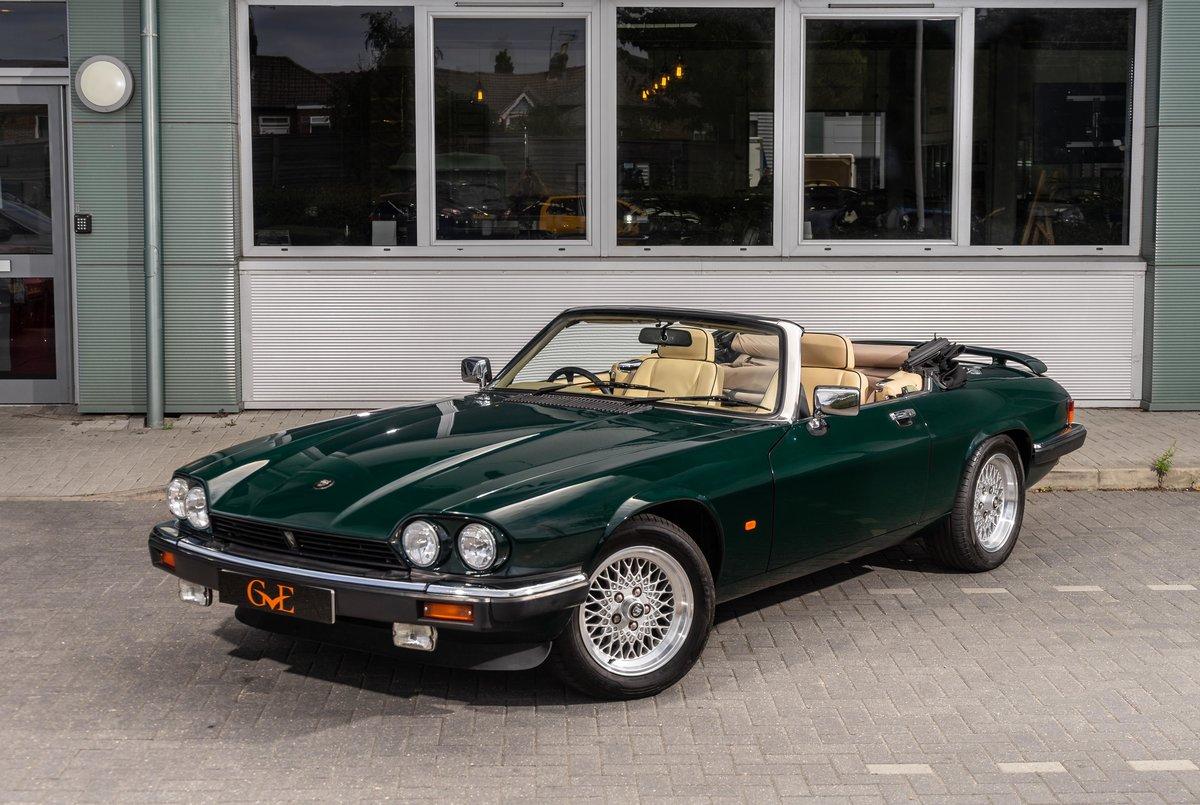 1990 Jaguar XJS V12 For Sale (picture 1 of 6)