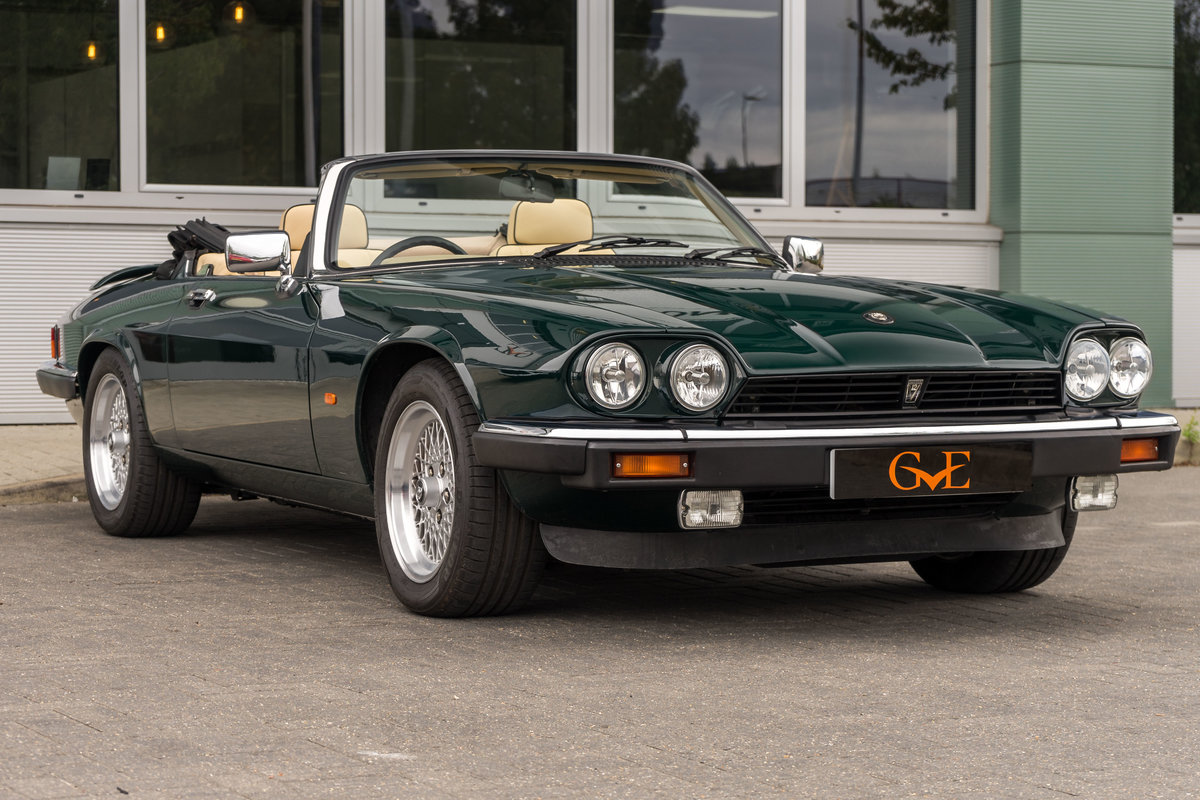 1990 Jaguar XJS V12 For Sale (picture 2 of 6)
