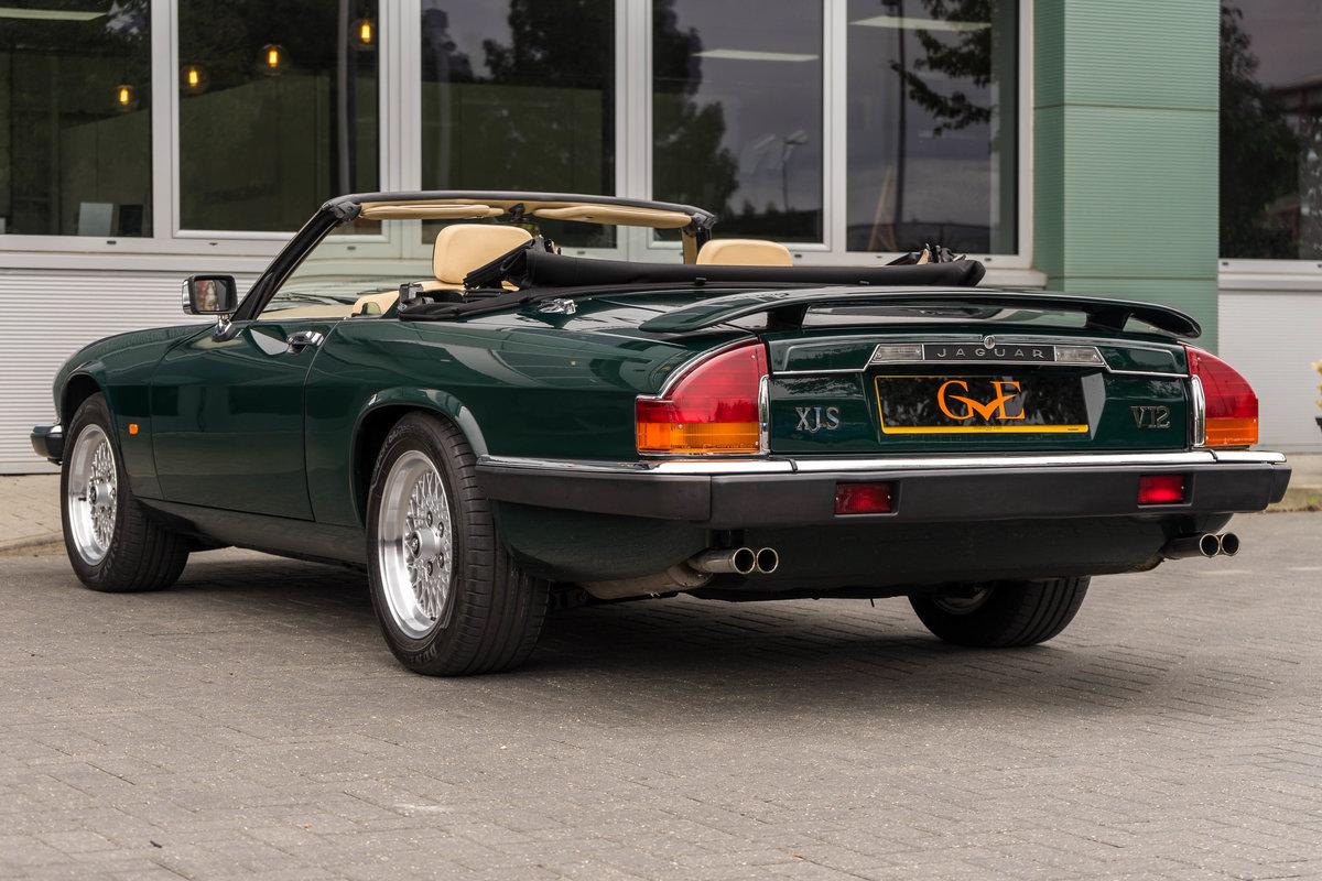 1990 Jaguar XJS V12 For Sale (picture 3 of 6)