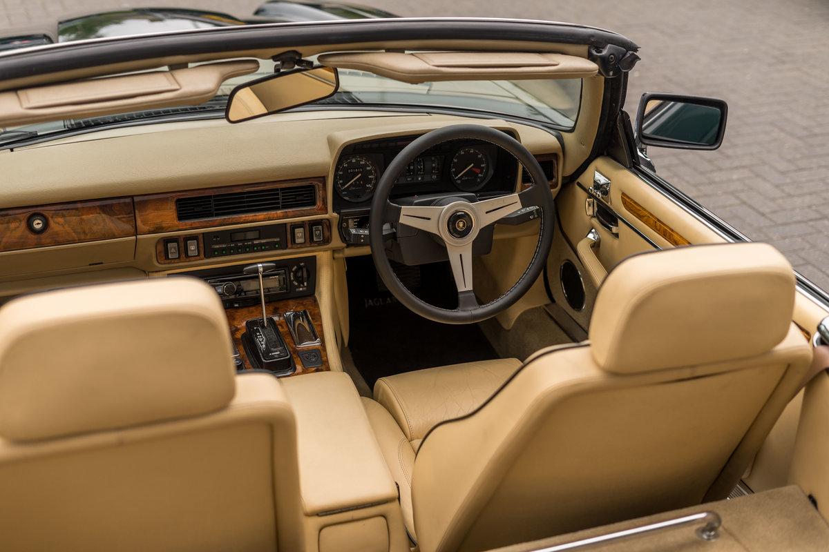 1990 Jaguar XJS V12 For Sale (picture 4 of 6)