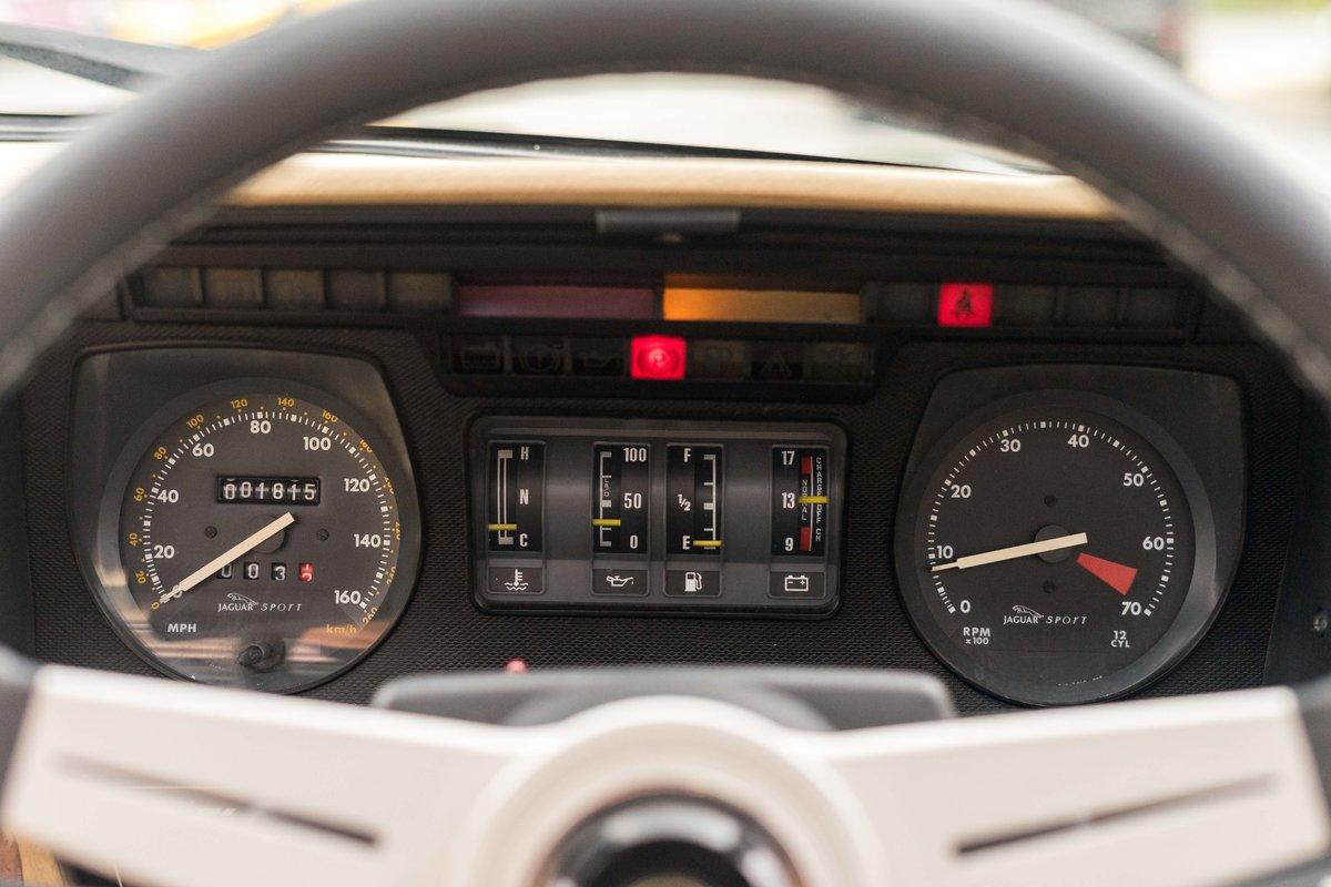 1990 Jaguar XJS V12 For Sale (picture 5 of 6)