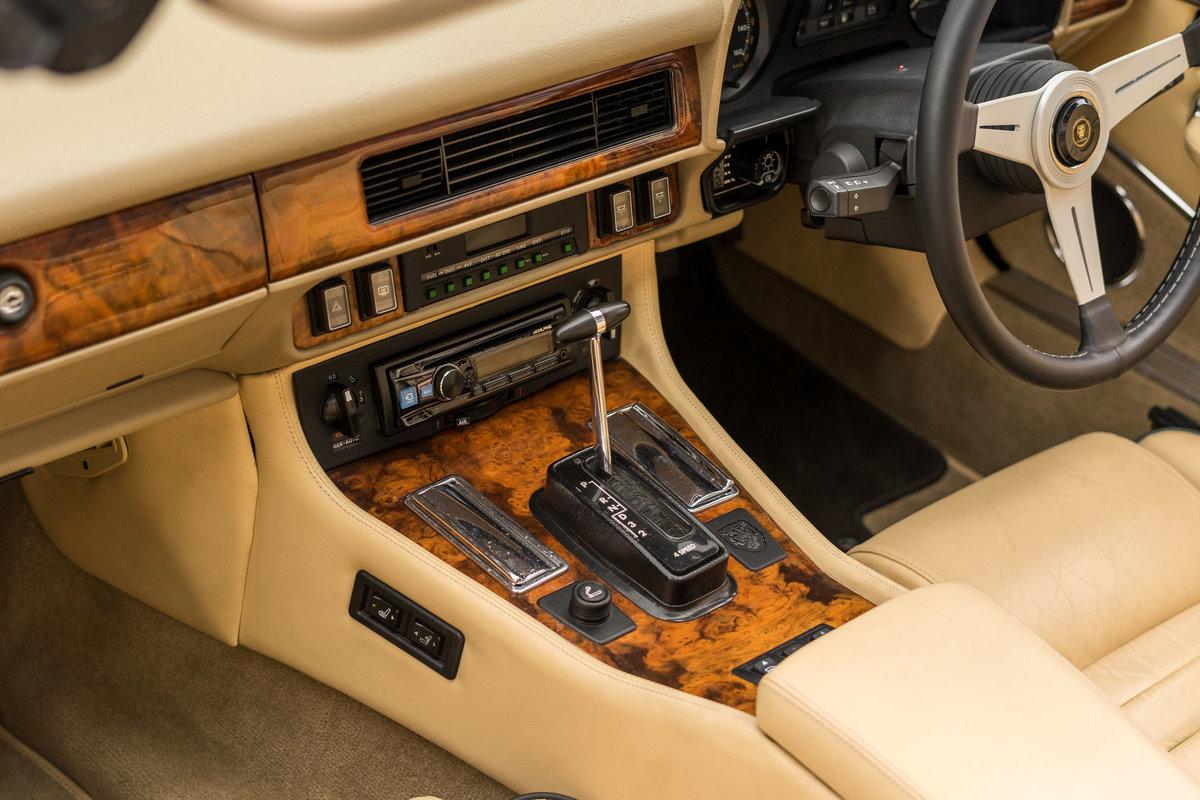 1990 Jaguar XJS V12 For Sale (picture 6 of 6)