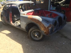 JAGUAR MK2 RESTRORTION PROJECT