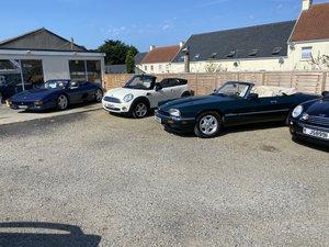 1996 jaguar pjs v12 cabriolet For Sale