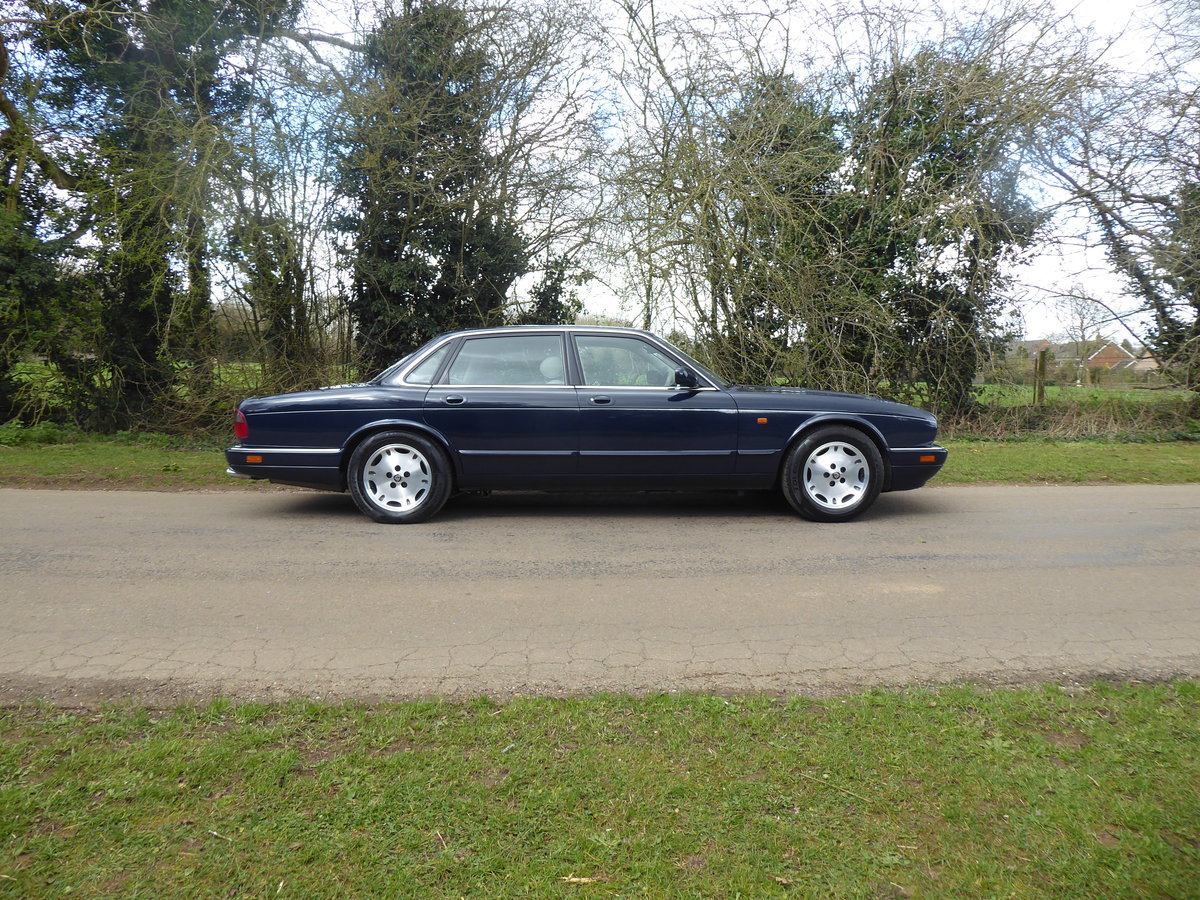 1995 Jaguar XJ6  54000 miles 1 x Owner 24 Years NOW SOLD SOLD (picture 6 of 6)