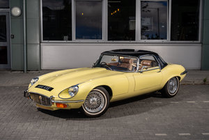 Picture of 1973 Jaguar E Type For Sale