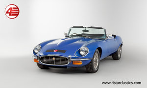 Jaguar E-Type S3 Roadster /// Manual /// 75k Miles