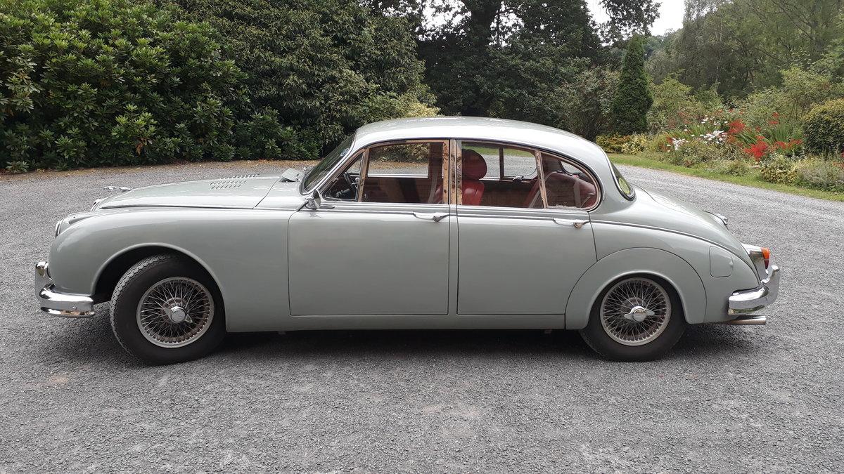 1961 Jaguar 3.4 Mk2 overdrive For Sale (picture 2 of 6)