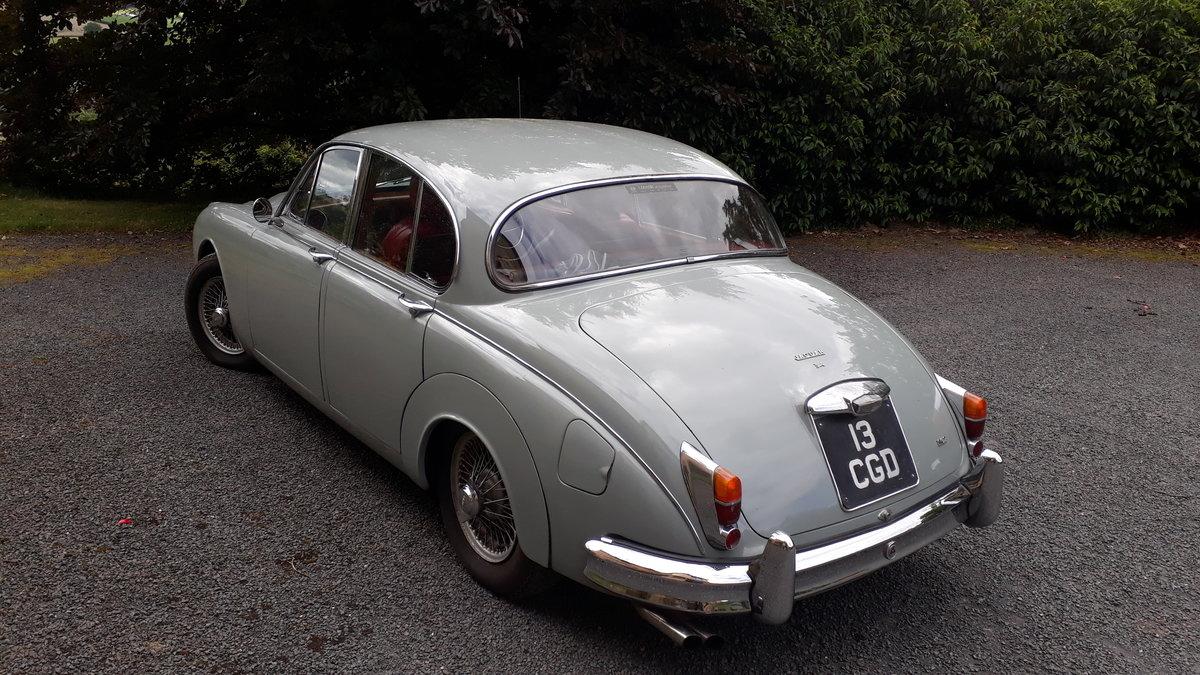 1961 Jaguar 3.4 Mk2 overdrive For Sale (picture 4 of 6)