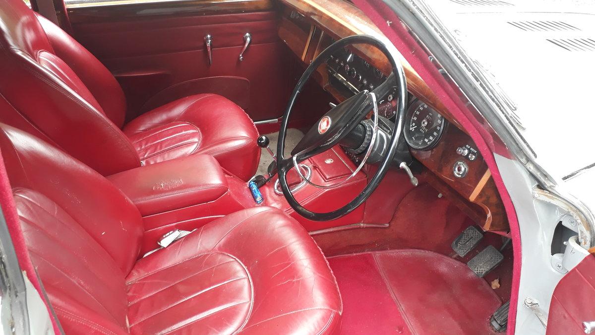 1961 Jaguar 3.4 Mk2 overdrive For Sale (picture 5 of 6)