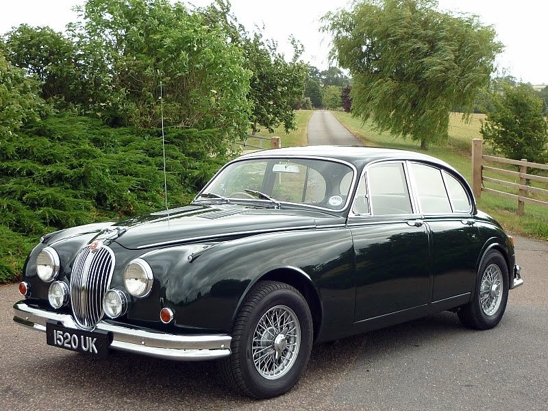 1962 MK2 Jaguar  3.4  MOD. For Sale (picture 1 of 6)