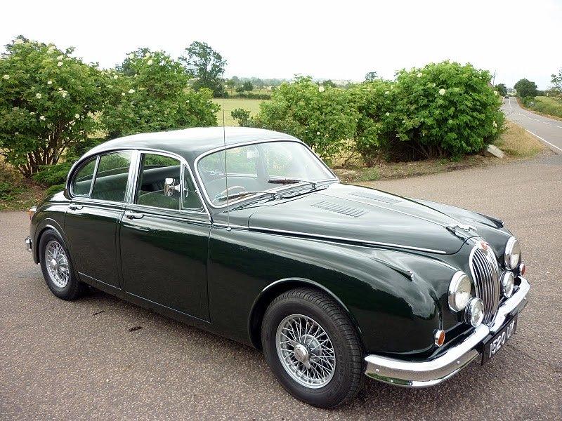 1962 MK2 Jaguar  3.4  MOD. For Sale (picture 2 of 6)