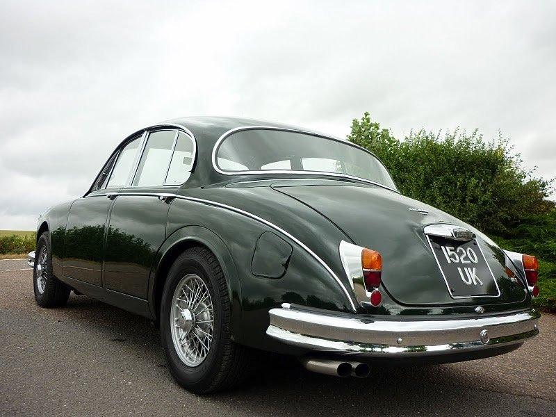 1962 MK2 Jaguar  3.4  MOD. For Sale (picture 3 of 6)